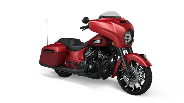 2021 Indian CHIEFTAIN DARK HORSE RUBY