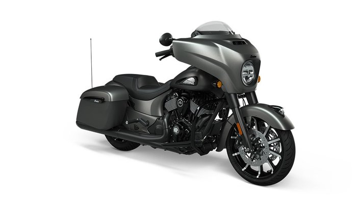 2021 Indian CHIEFTAIN DARK HORSE TITANIUM