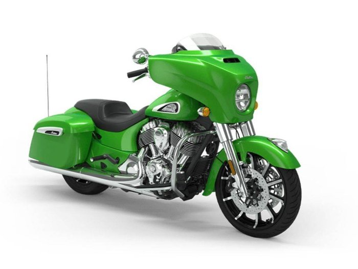 2021 Indian CHIEFTAIN LIMITED DRAGON GREEN