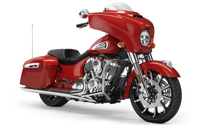 2021 Indian CHIEFTAIN LIMITED RUBY METALLC
