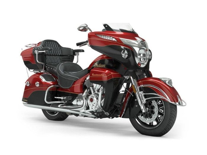 2021 Indian ROADMASTER RED CANDY/BLACK CRY