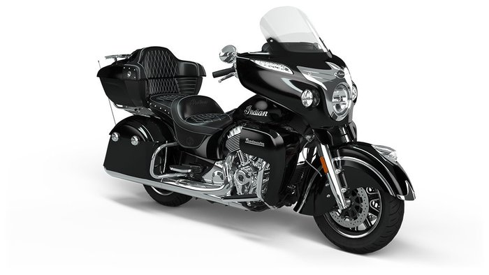 2021 Indian ROADMASTER THUNDER BLACK