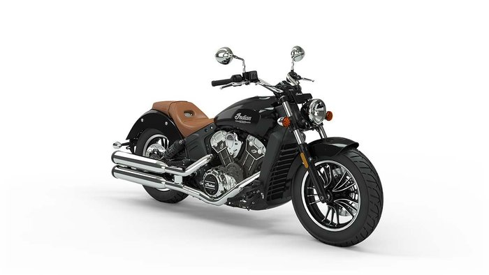 2021 Indian SCOUT INDIAN JADE/BLACK