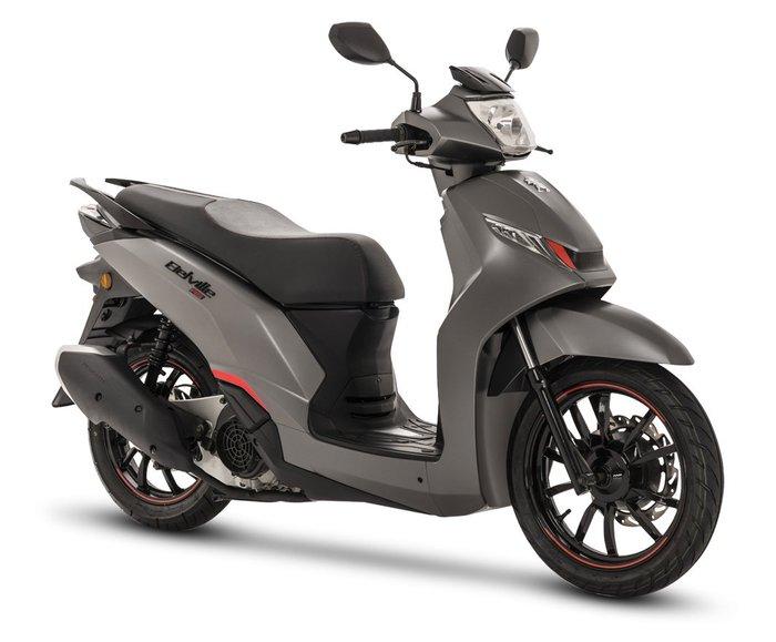 2021 Peugeot BELVILLE 200 RS