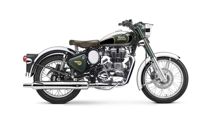 2021 Royal Enfield CLASSIC CHROME ABS