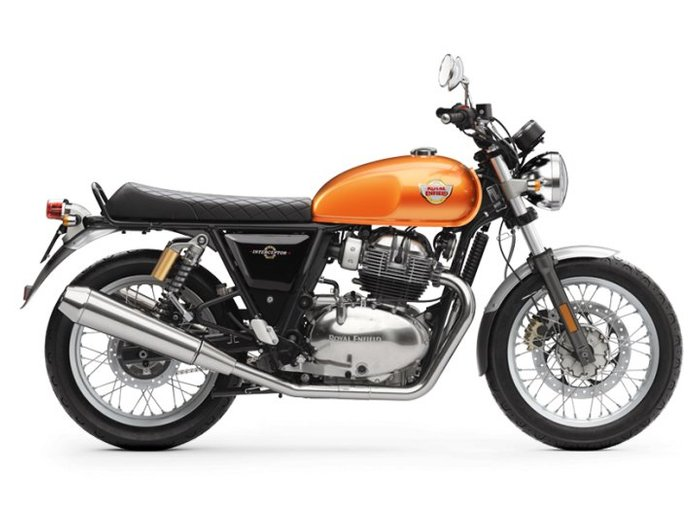 2021 Royal Enfield INTERCEPTOR 650 CLASSIC