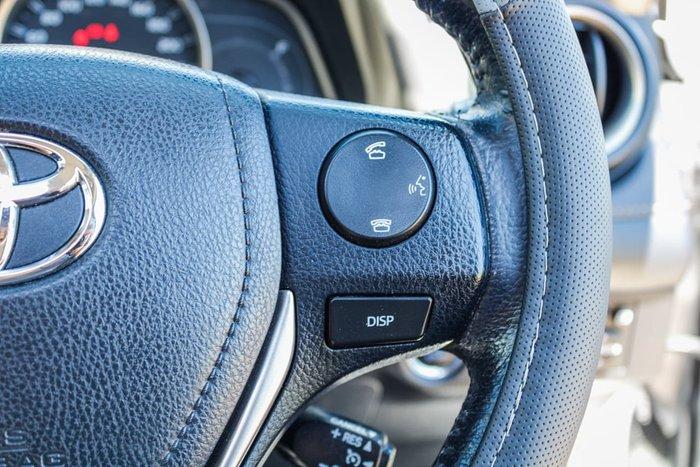 2014 Toyota RAV4 Cruiser ASA44R MY14 4X4 On Demand Silver