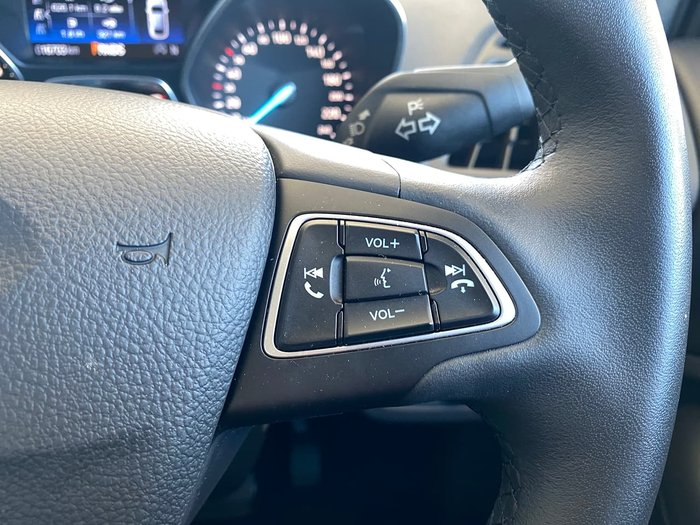 2019 Ford Escape Ambiente ZG MY19.75 Red