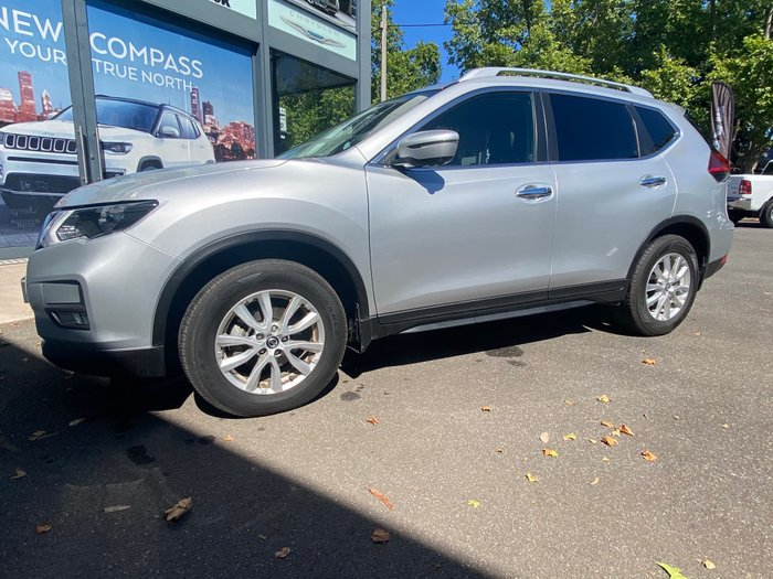 2019 Nissan X-TRAIL ST-L T32 Series II Brilliant Silver