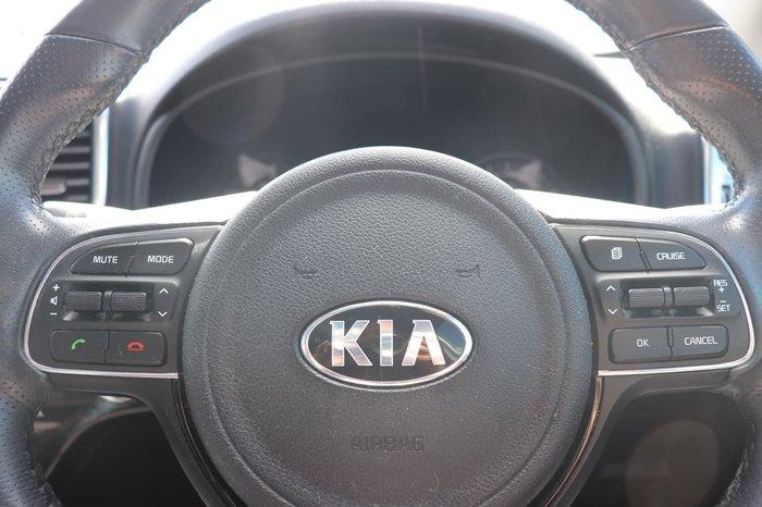 2016 Kia Sportage Platinum QL MY16 4X4 On Demand Silver