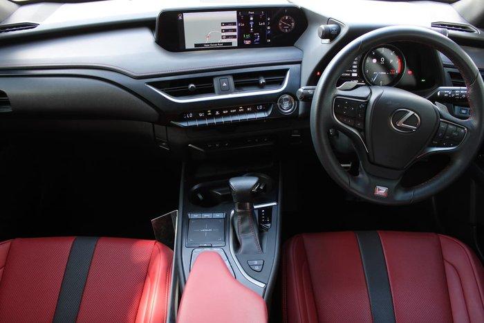 2019 Lexus UX UX200 F Sport MZAA10R White