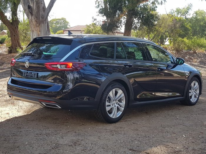 2018 Holden Calais ZB MY18 4X4 On Demand Blue