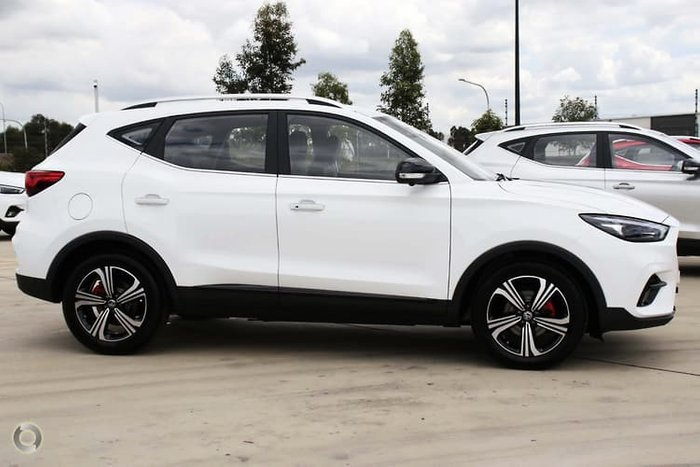 2020 MG ZST Excite MY21 White