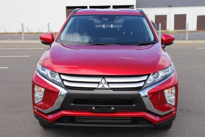 2019 Mitsubishi Eclipse Cross ES YA MY19 Red