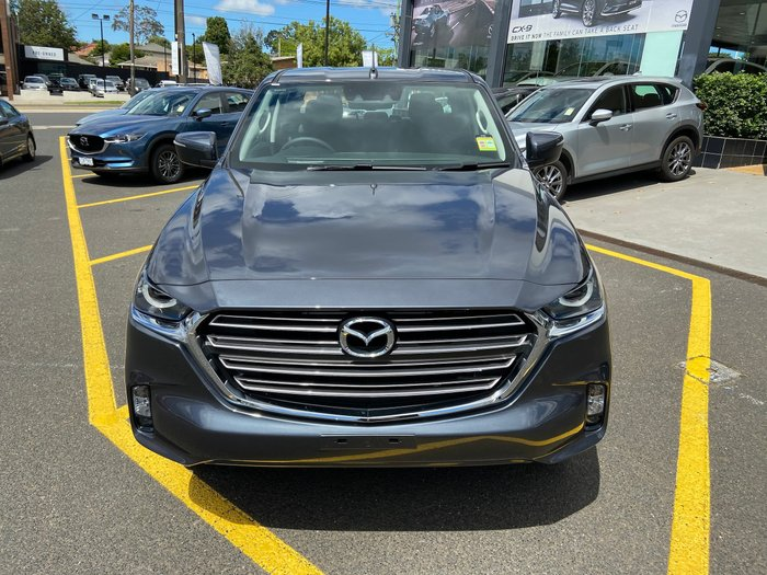 2020 Mazda BT-50 XTR TF 4X4 Dual Range Rock Grey