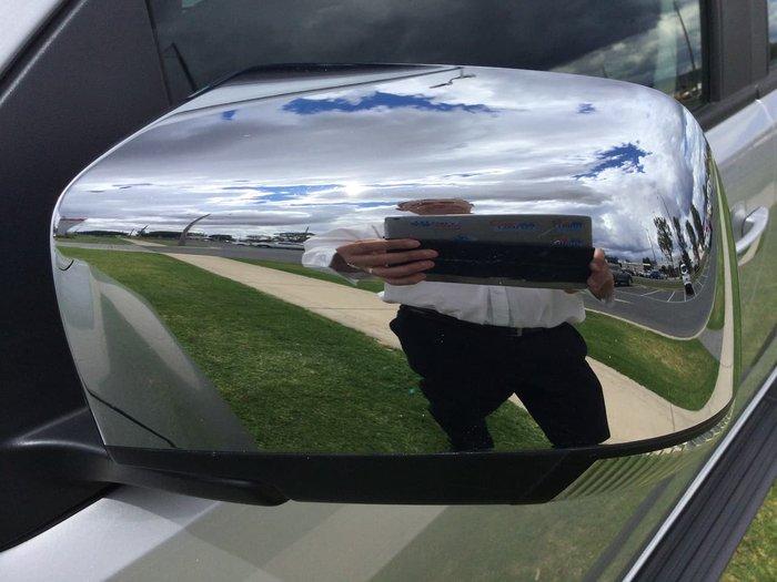 2016 Holden Colorado LTZ RG MY17 4X4 Dual Range Silver