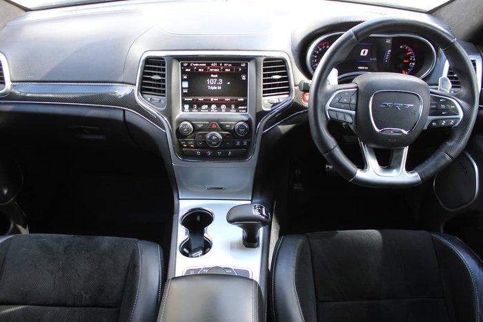 2015 Jeep Grand Cherokee SRT WK MY15 4X4 On Demand White