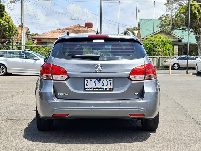 2013 Holden Cruze CD JH Series II MY13 Grey