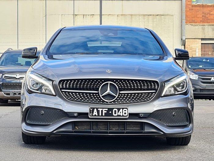 2017 Mercedes-Benz CLA-Class CLA200 C117 Grey