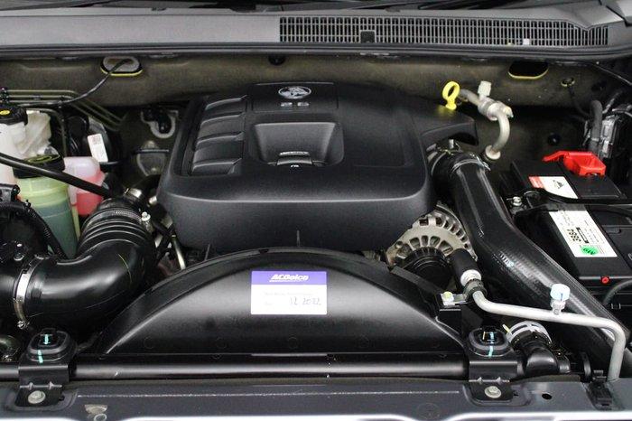 2015 Holden Colorado 7 LTZ RG MY16 4X4 Dual Range Grey