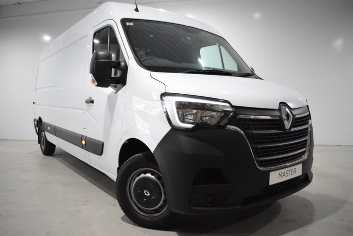 2020 Renault Master Pro 110kW X62 Phase 2 MY21 Star Grey