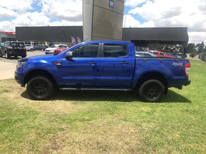2015 Ford Ranger XLS PX MkII 4X4 Dual Range Blue