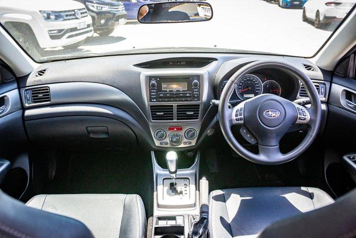 2011 Subaru Impreza R G3 MY11 Four Wheel Drive Black