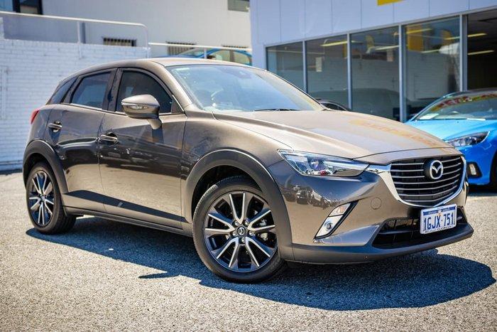 2017 Mazda CX-3 sTouring DK Grey