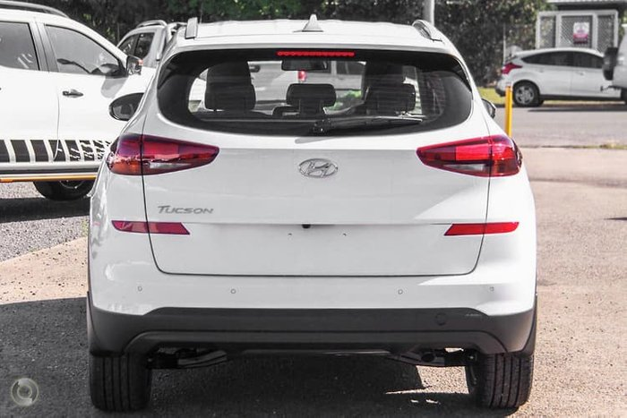 2020 Hyundai Tucson Active X TL4 MY21 Pure White