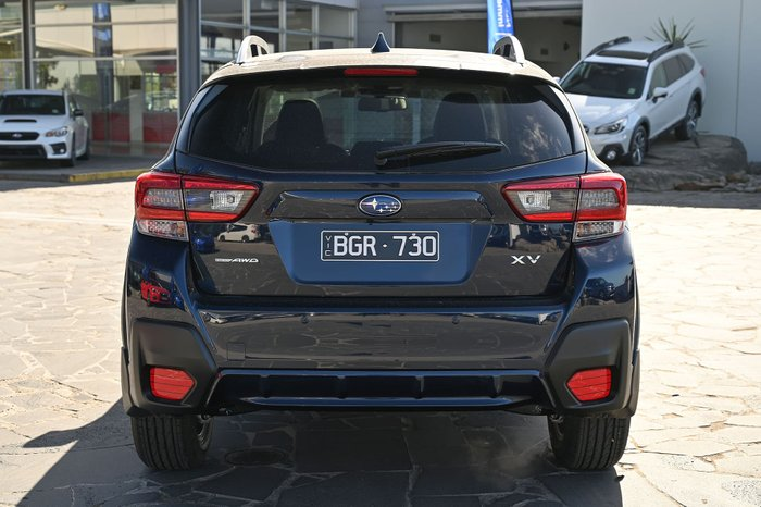 2020 Subaru XV 2.0i-S G5X MY21 Four Wheel Drive Blue