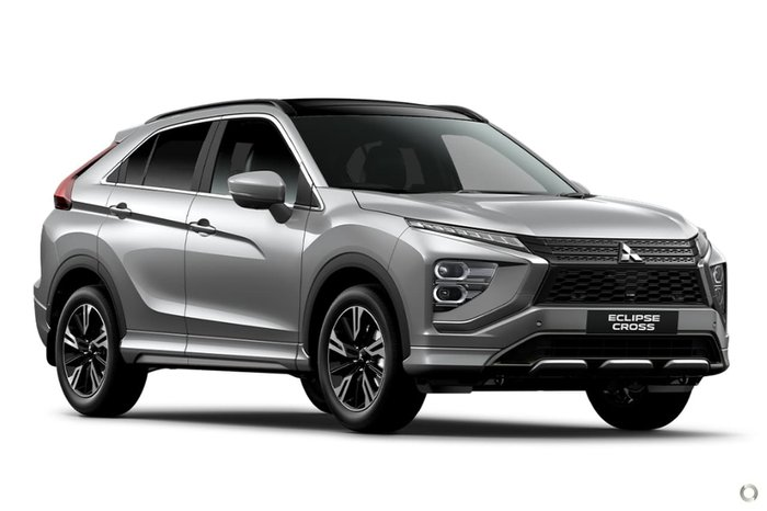 2020 Mitsubishi Eclipse Cross Exceed YB MY21 Silver