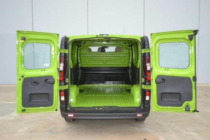 2016 Renault Trafic 103KW X82 BAMBOO GREEN