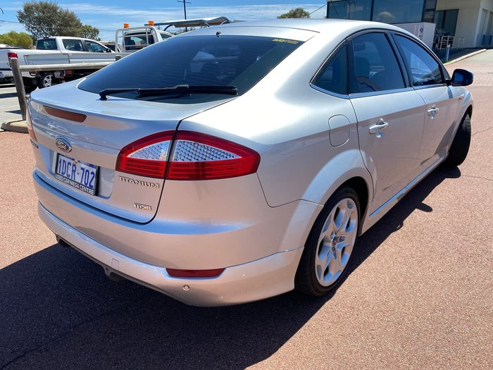 2009 Ford Mondeo Titanium TDCi MB Silver