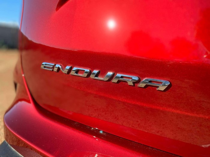 2019 Ford Endura Trend CA MY19 Four Wheel Drive Ruby Red