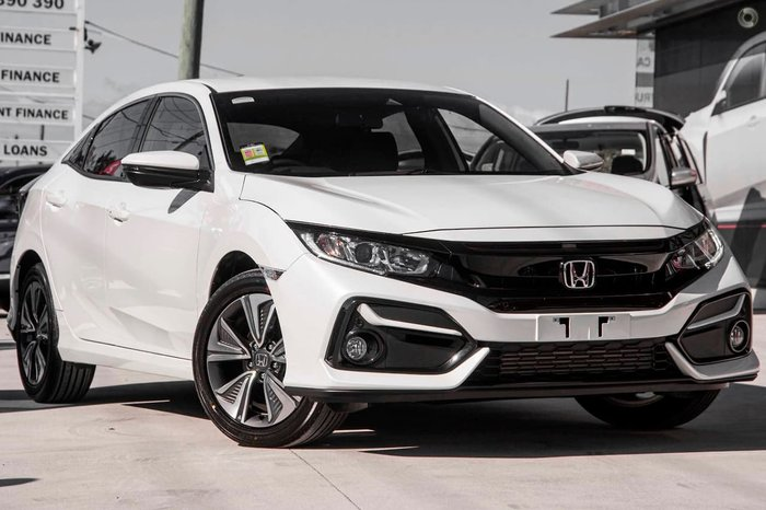 2020 Honda Civic VTi-L 10th Gen MY20 White