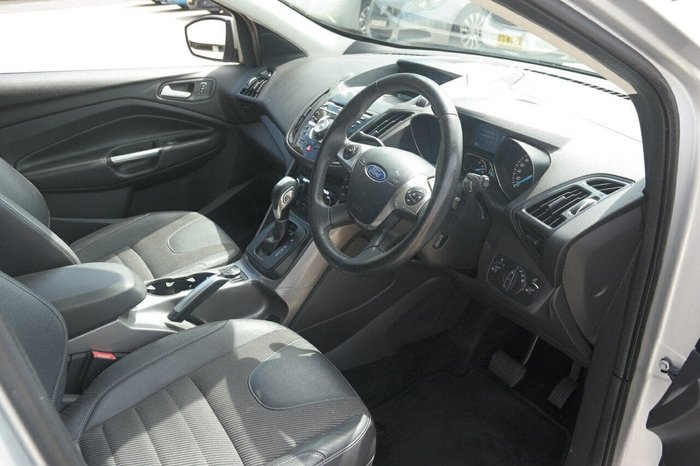 2013 Ford Kuga Trend TE Four Wheel Drive Silver