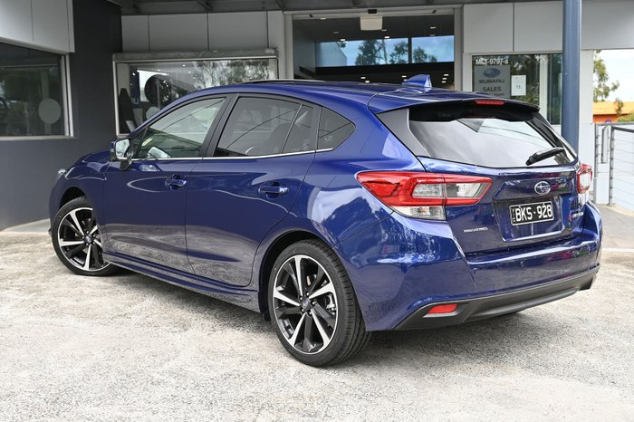 2020 Subaru Impreza 2.0i-S G5 MY21 Four Wheel Drive Lapis Blue