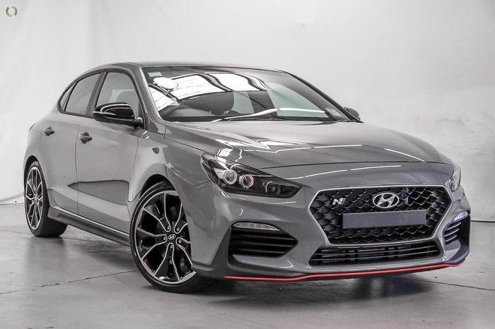 2020 Hyundai i30 N Performance PDe.3 MY20 Shadow Grey