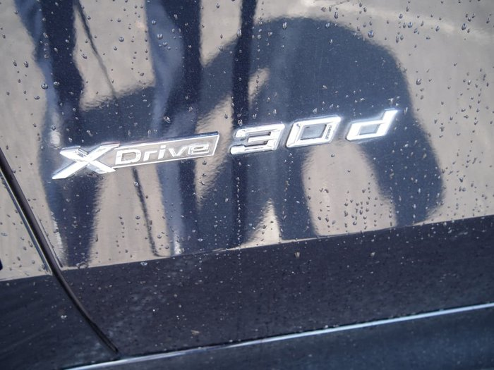 2015 BMW X6 xDrive30d F16 4X4 Constant Black