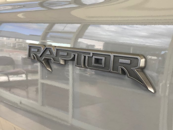 2019 Ford Ranger Raptor PX MkIII MY19.75 4X4 Dual Range Conquer