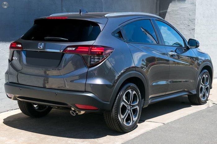2020 Honda HR-V VTi-LX MY21 Modern Steel