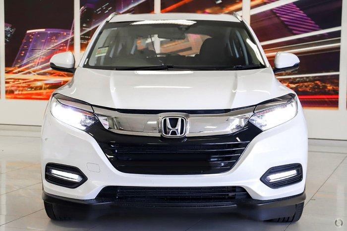 2020 Honda HR-V VTi-S MY21 Platinum White