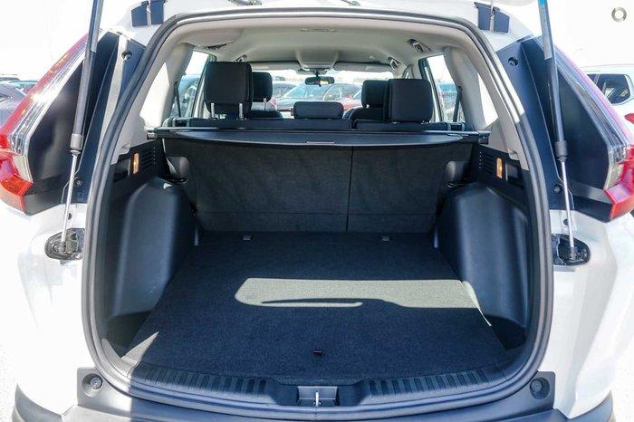 2020 Honda CR-V VTi RW MY21 Platinum White