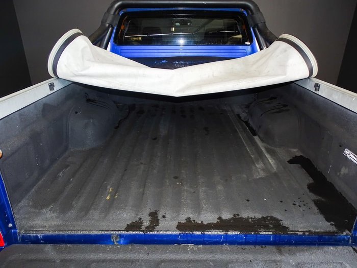 2014 Toyota Hilux SR5 KUN26R MY14 4X4 Dual Range Blue