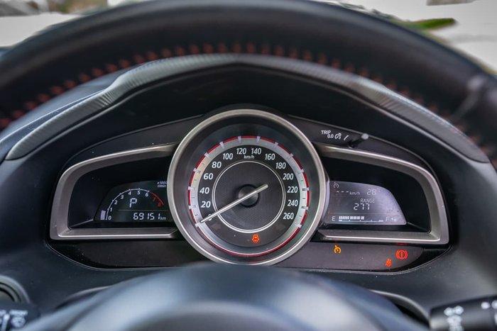 2015 Mazda 3 SP25 BM Series Red