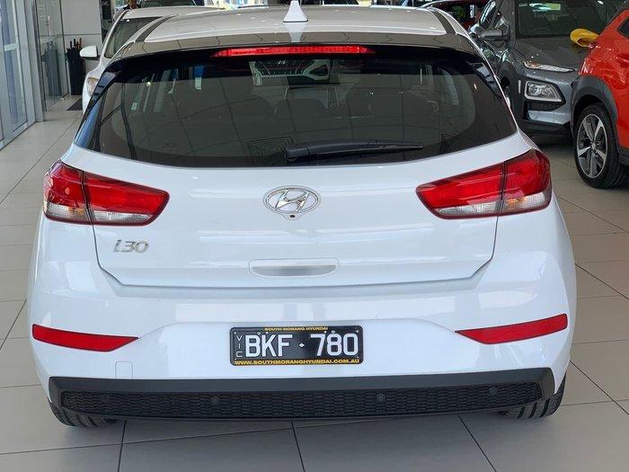 2020 Hyundai i30 PD.V4 MY21 White