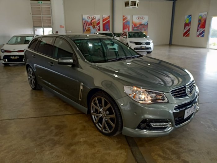 2015 Holden Commodore SS Storm VF MY15