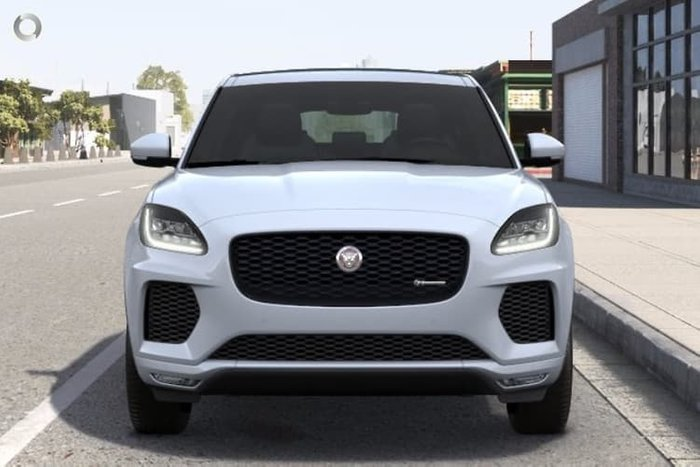 2020 Jaguar E-PACE P250 Chequered Flag X540 MY20 4X4 On Demand White