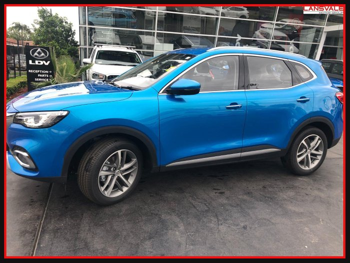 2020 MG HS Excite SAS23 MY20 Surfing Blue