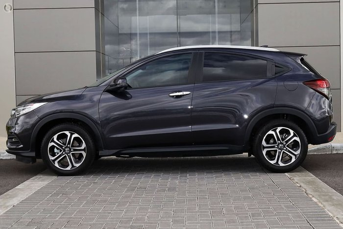 2020 Honda HR-V VTi-LX MY21 Black
